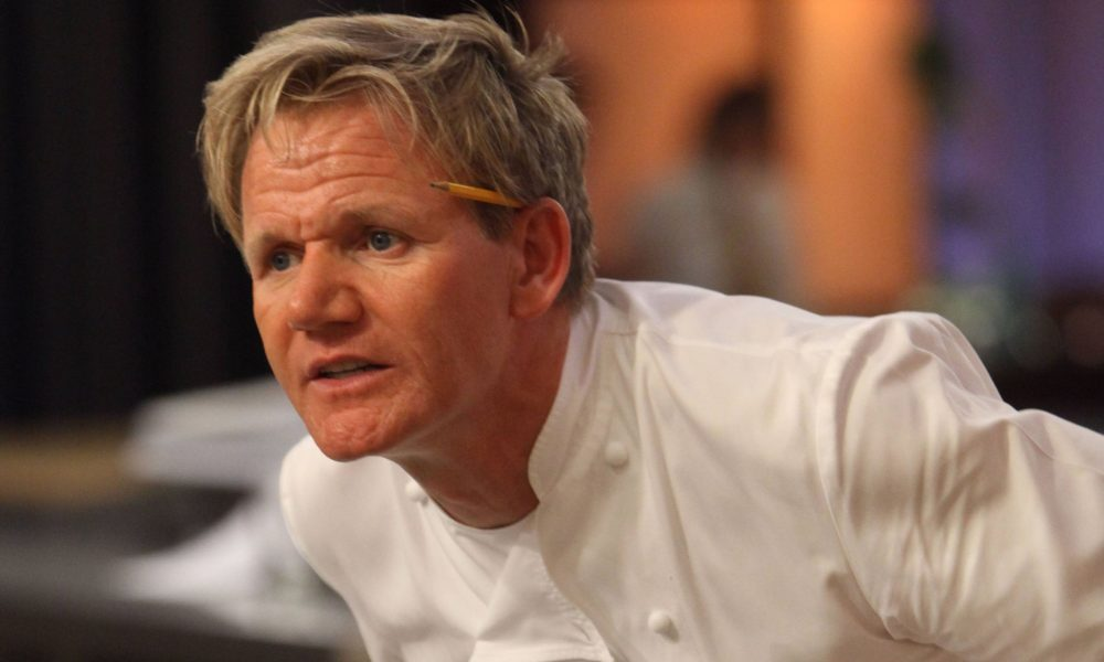 15 Famous Insults by Gordon Ramsay