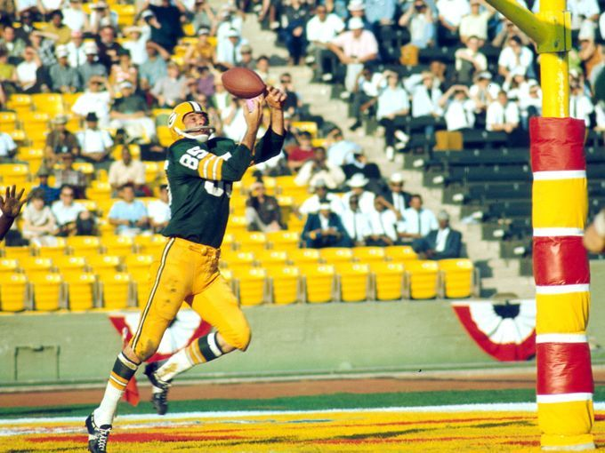 Max Mcgee scores a touchdown packers vs chiefs