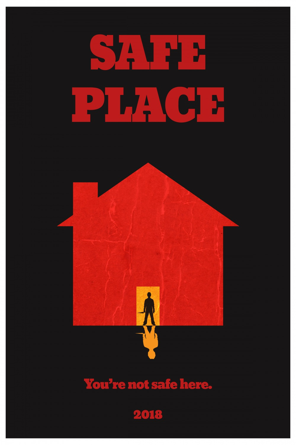 1 safe place movie poster