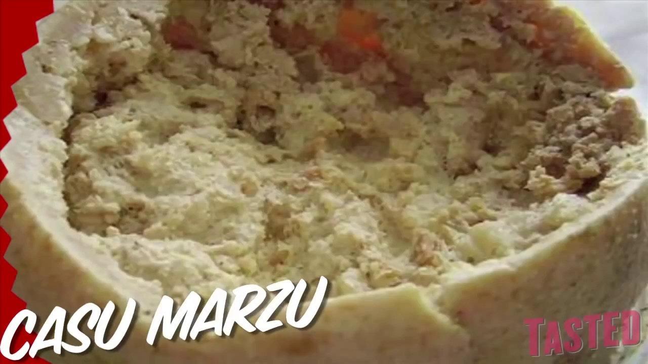 Maggot Cheese