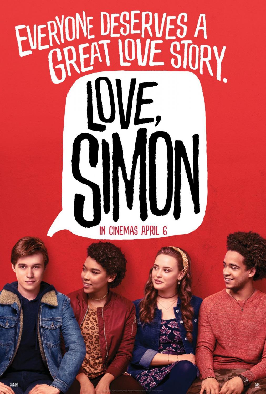 14 love simon top movie posters of 2018