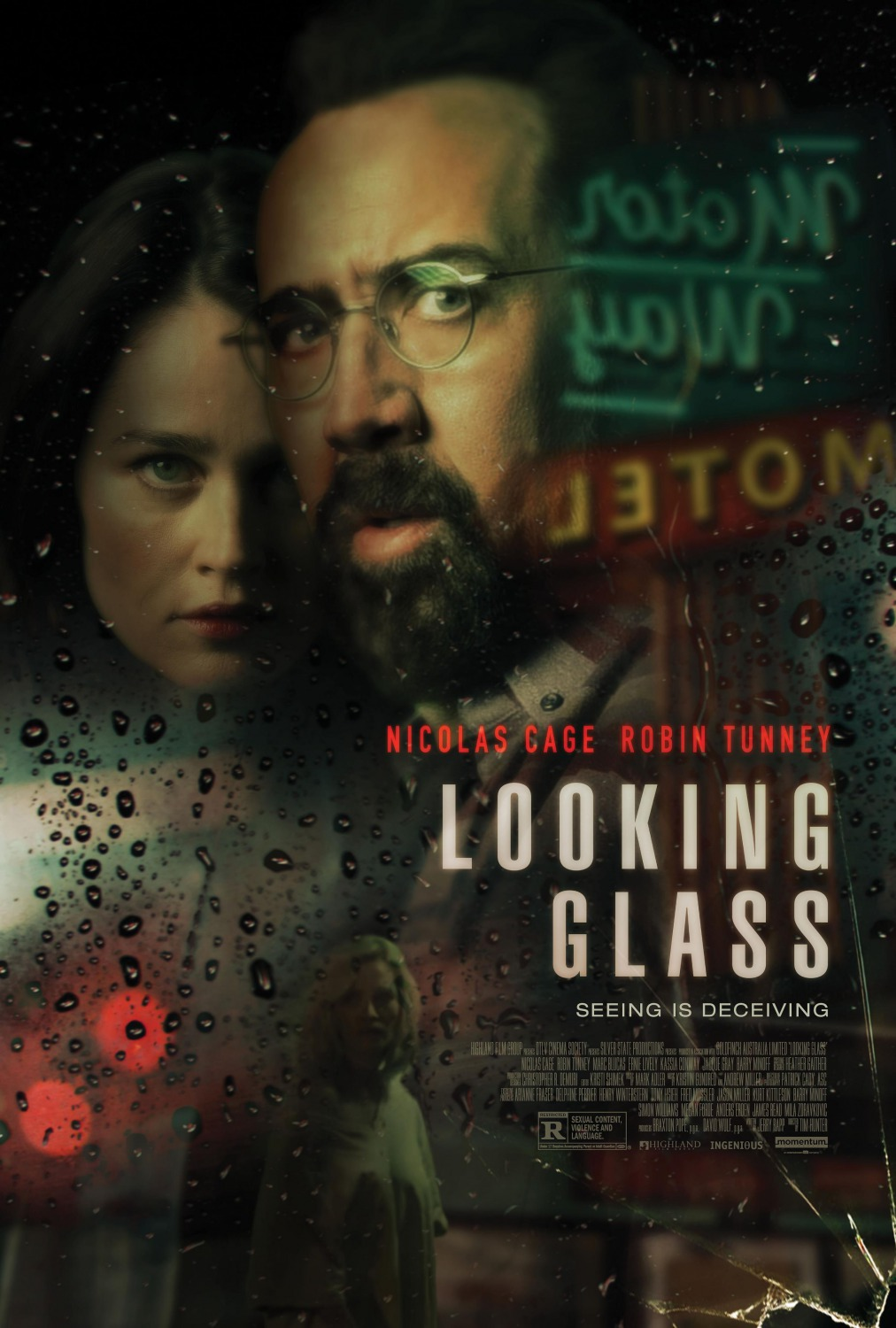 15 looking glass poster top movie posters of 2018