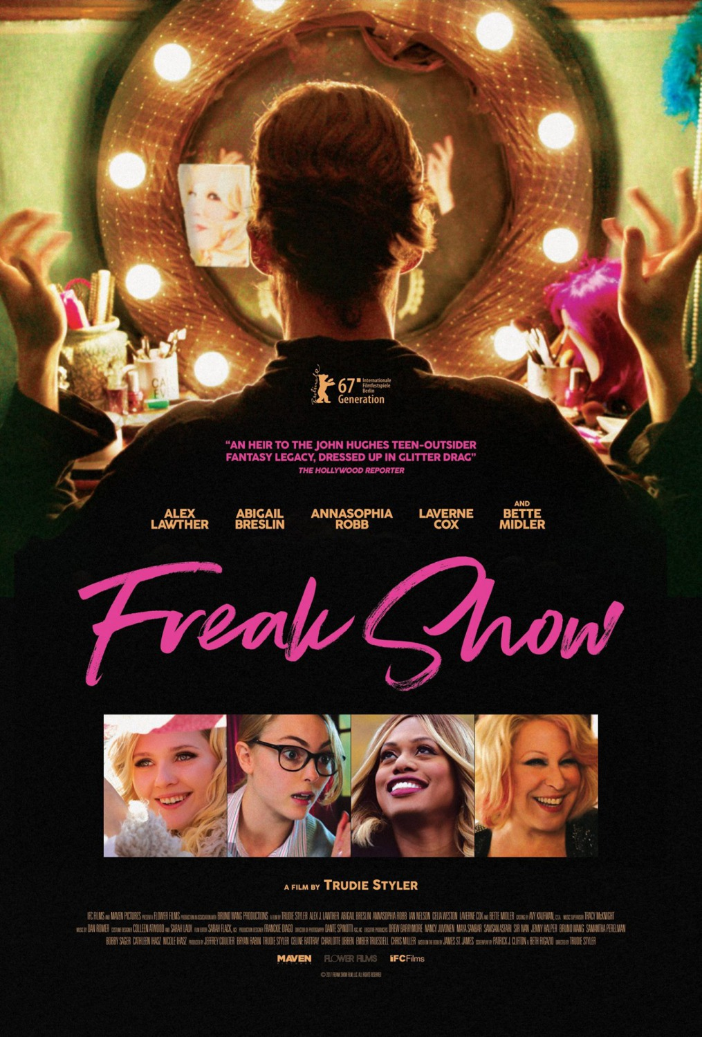 17 freakshow top 25 movie posters of 2018
