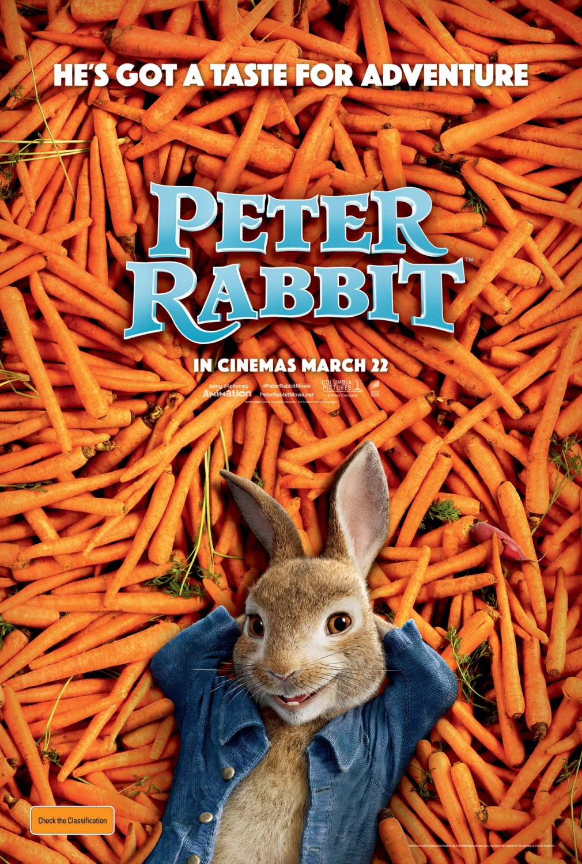 17 peter rabbit poster