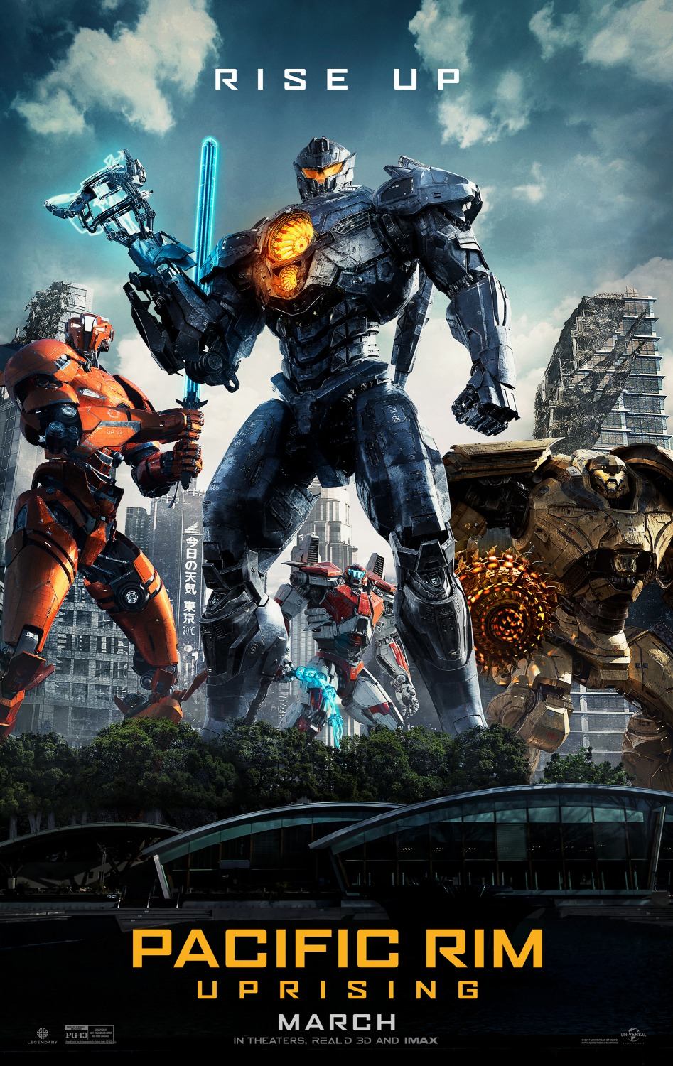 18 pacific rim uprising poster three