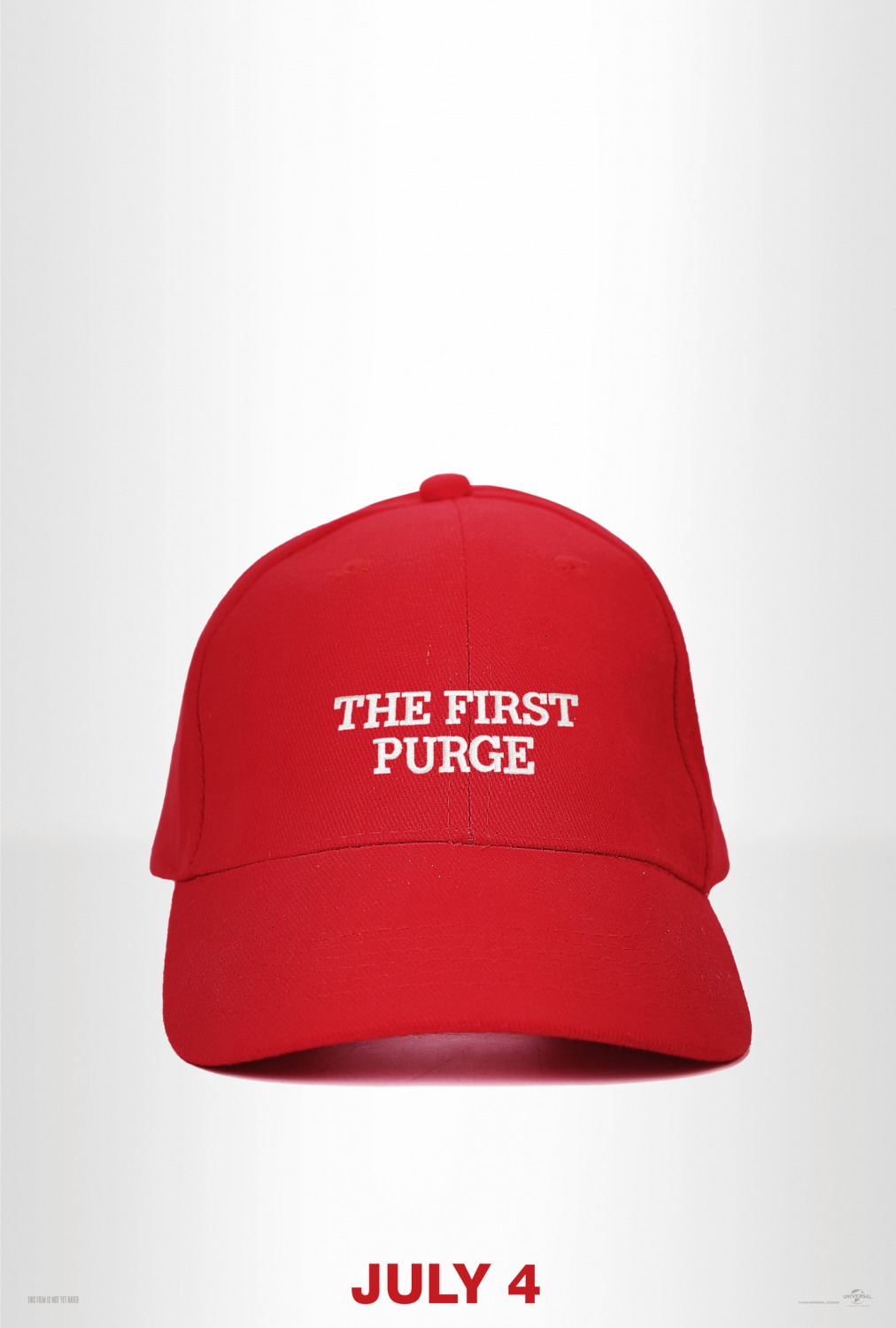 19 the first purge top movie posters of 2018