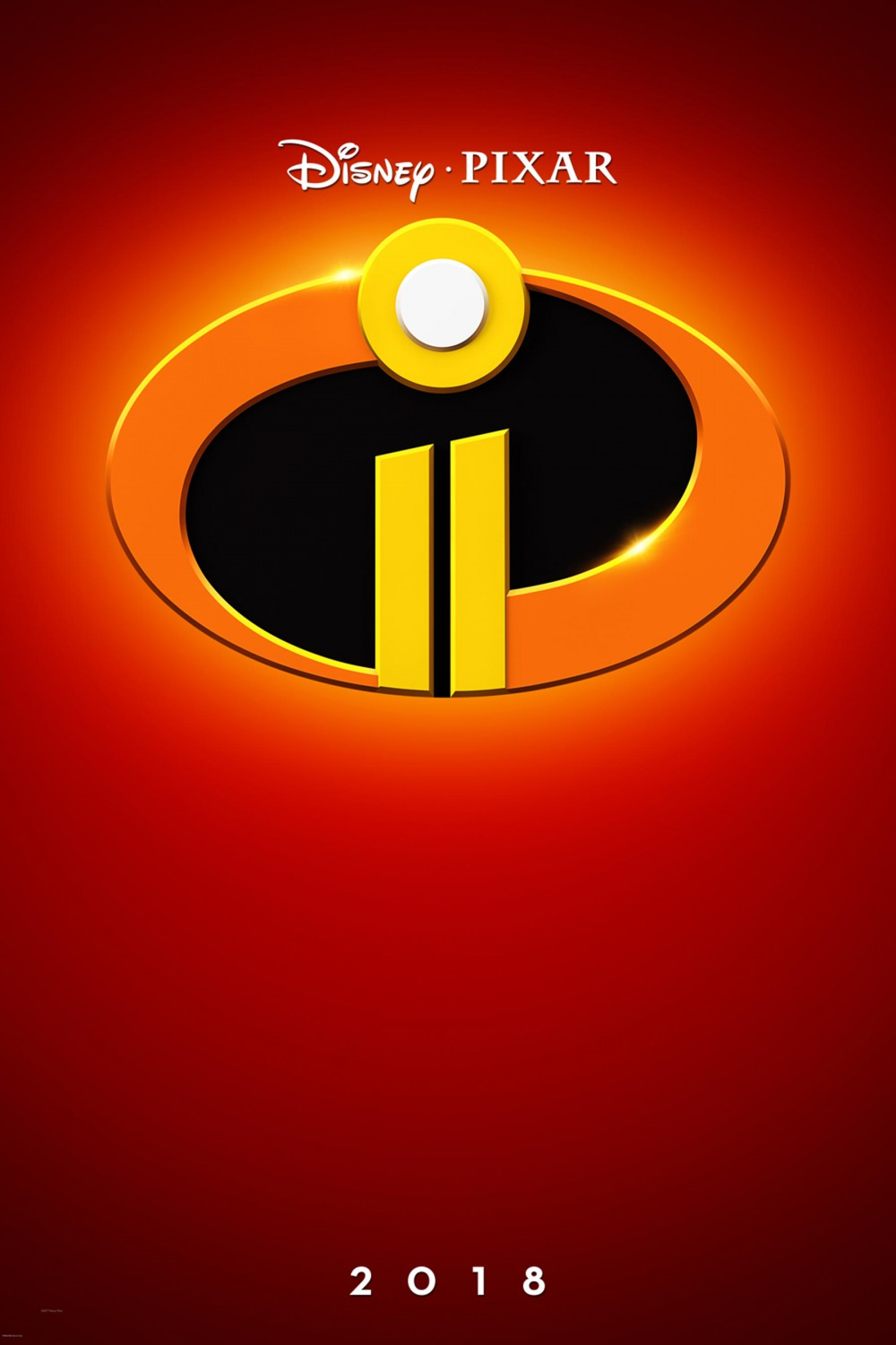 2 the incredibles 2 top movie posters of 2018