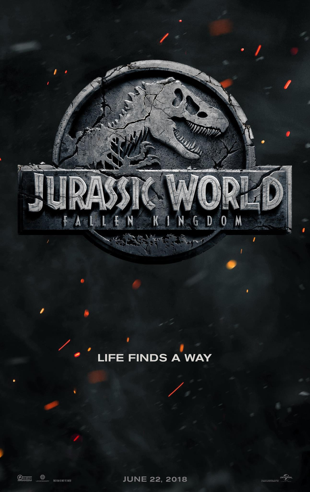 20 Jurassic World top 25 posters of 2018