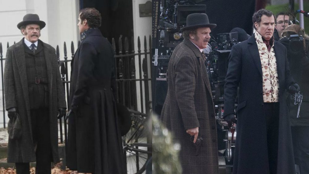2018 comedy movies holmes and watson