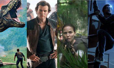 2018 sci fi movies