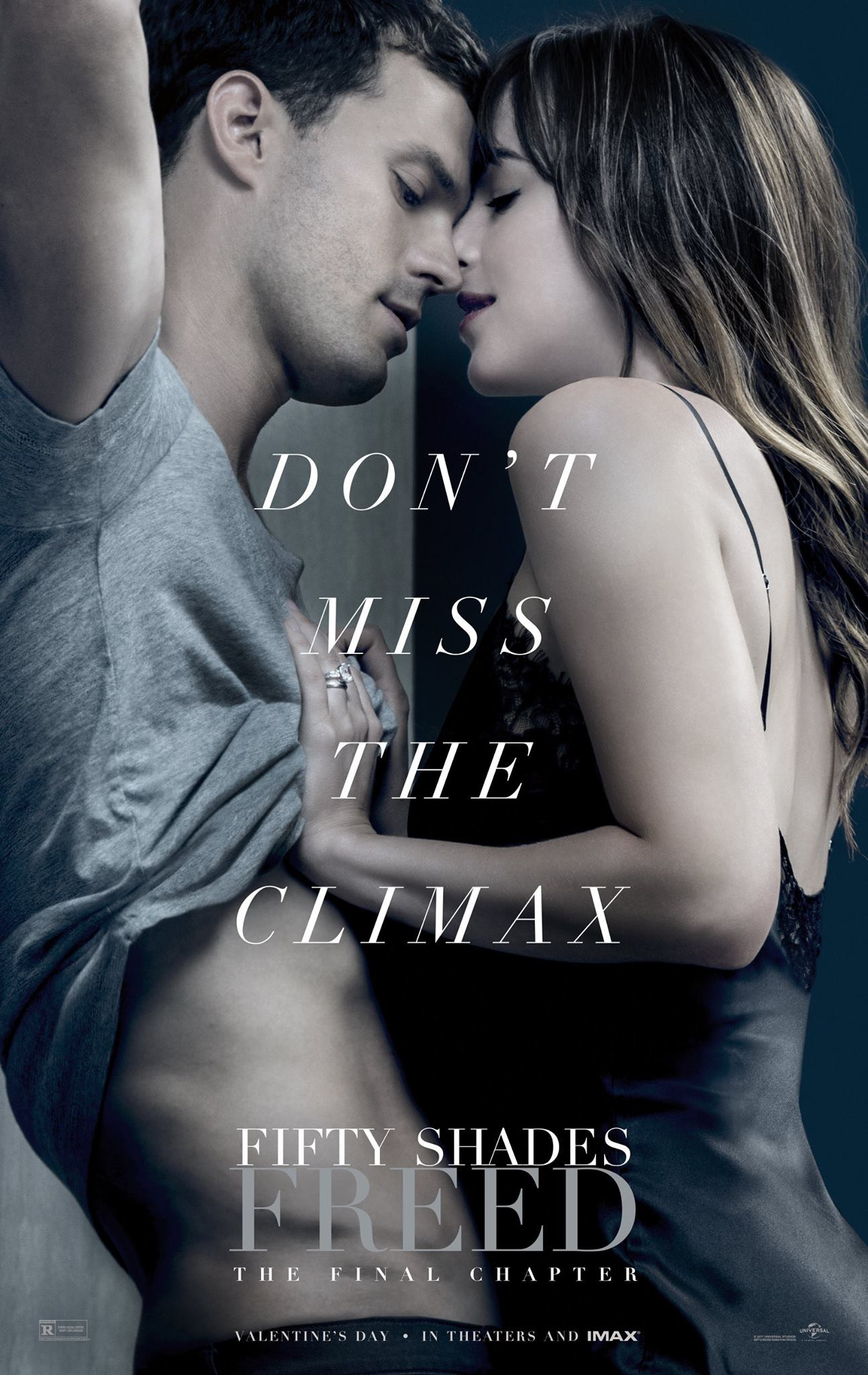 21 fifty shades free top 25 movie posters of 2018