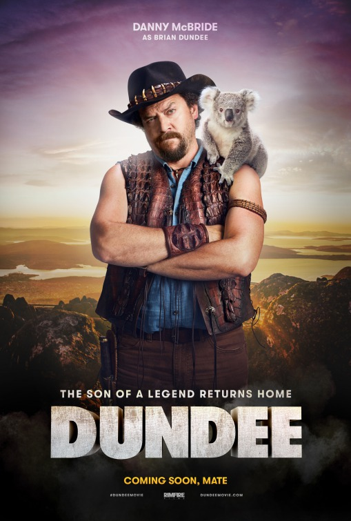 23 dundee the son of a legend top movie posters of 2018