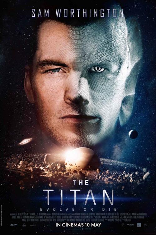 26 titan movie poster