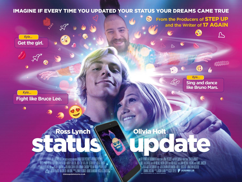 34 status update movie poster