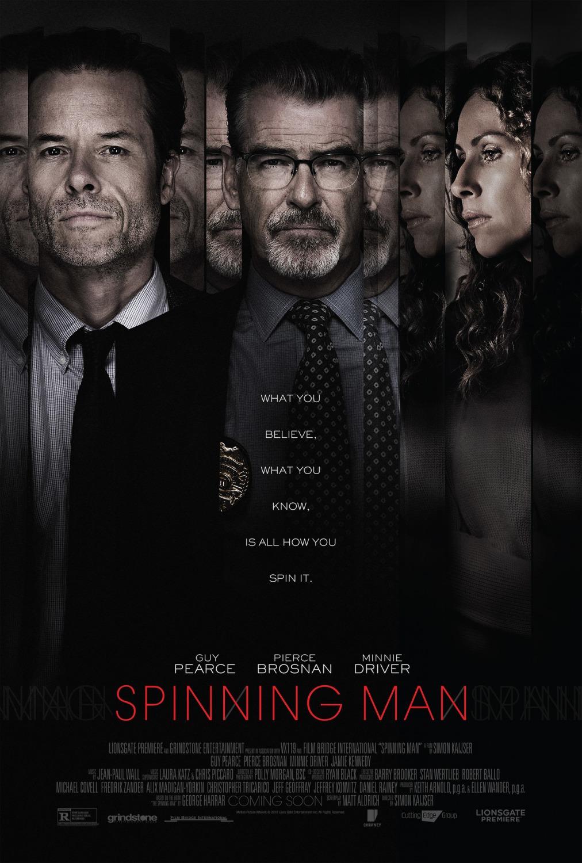 35 spinning man poster
