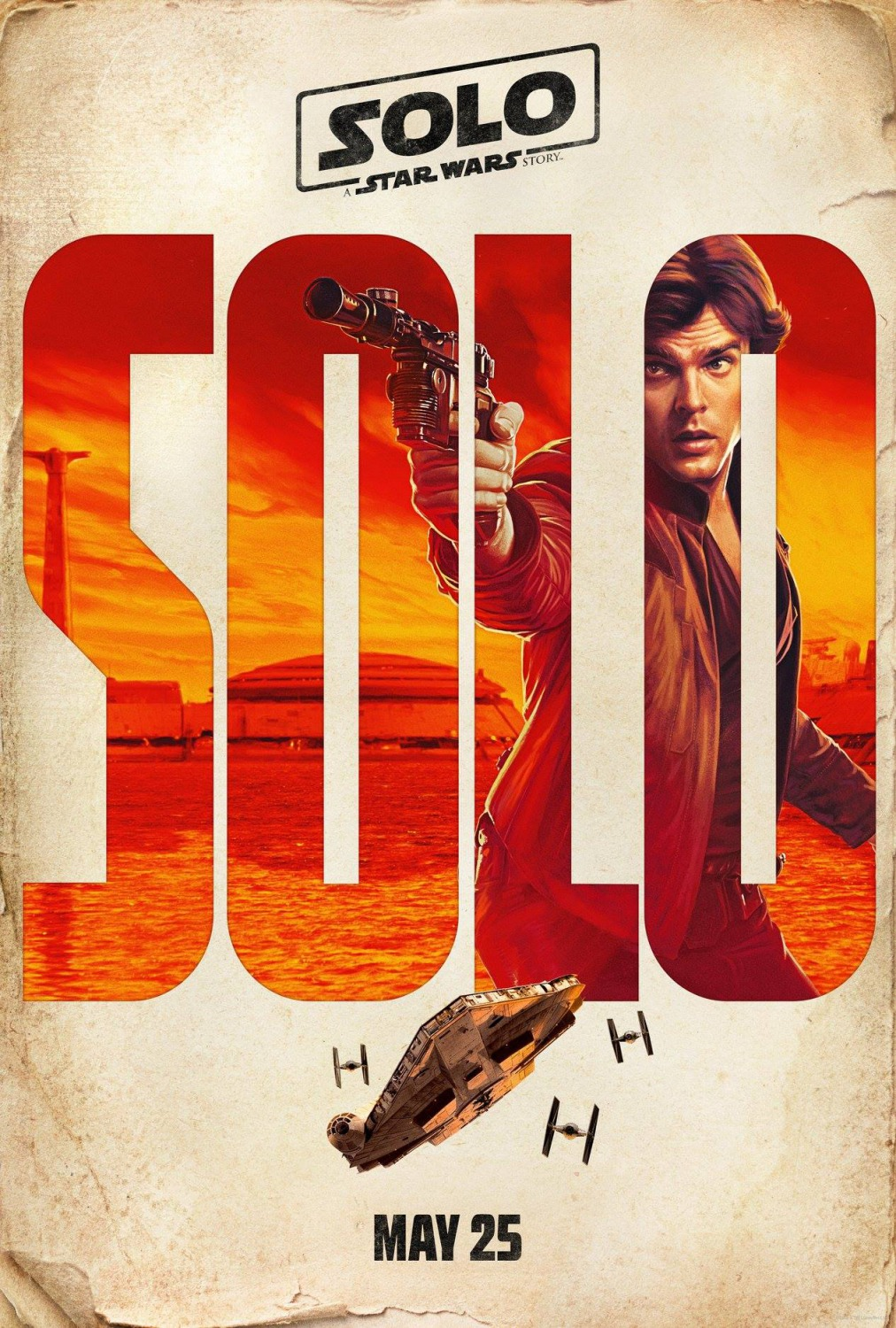 39 solo poster one