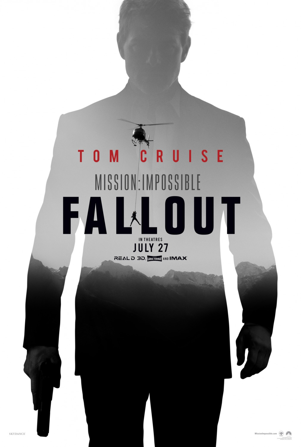 4 mission impossible fall out top movie posters of 2018