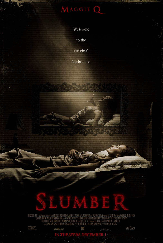 44 slumber movie poster
