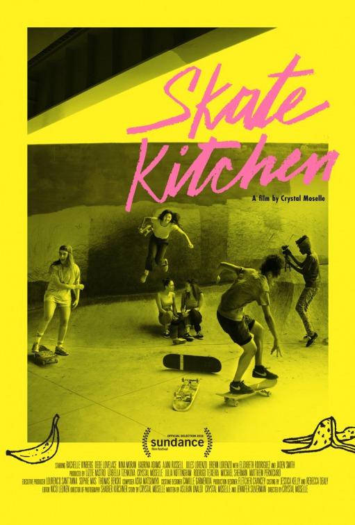 46 skate kitchen poster