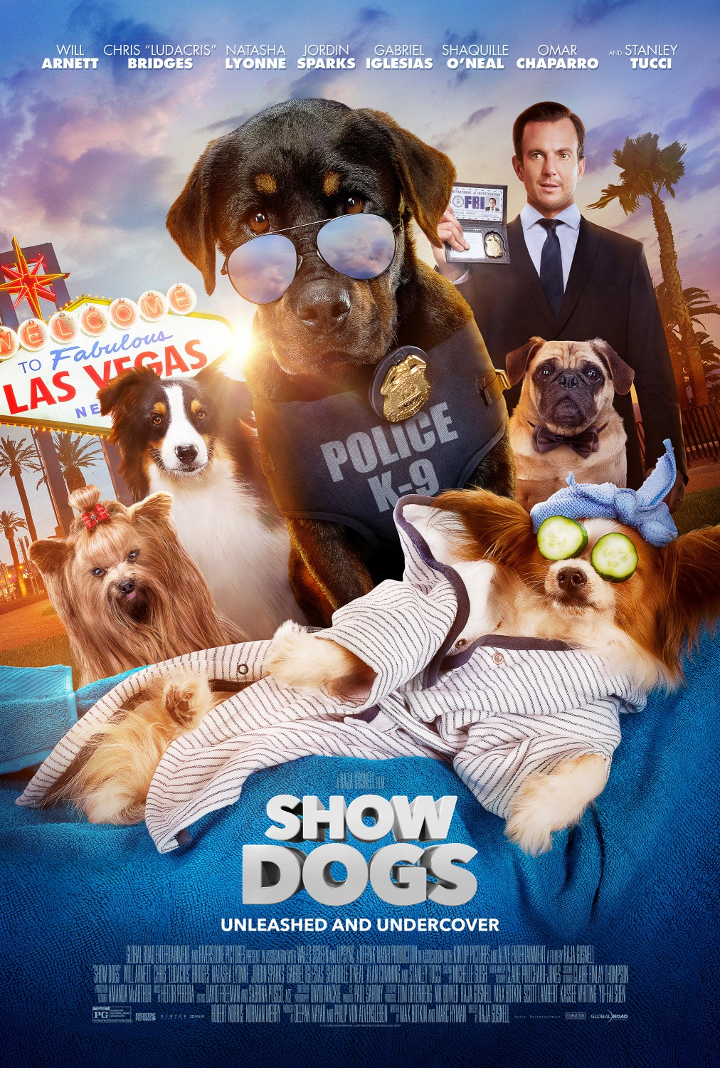 47 show dogs poster
