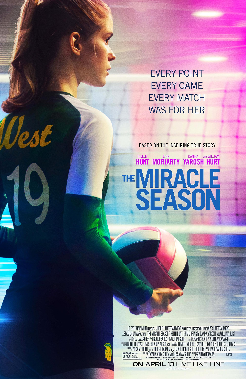 5 the miracle season poster