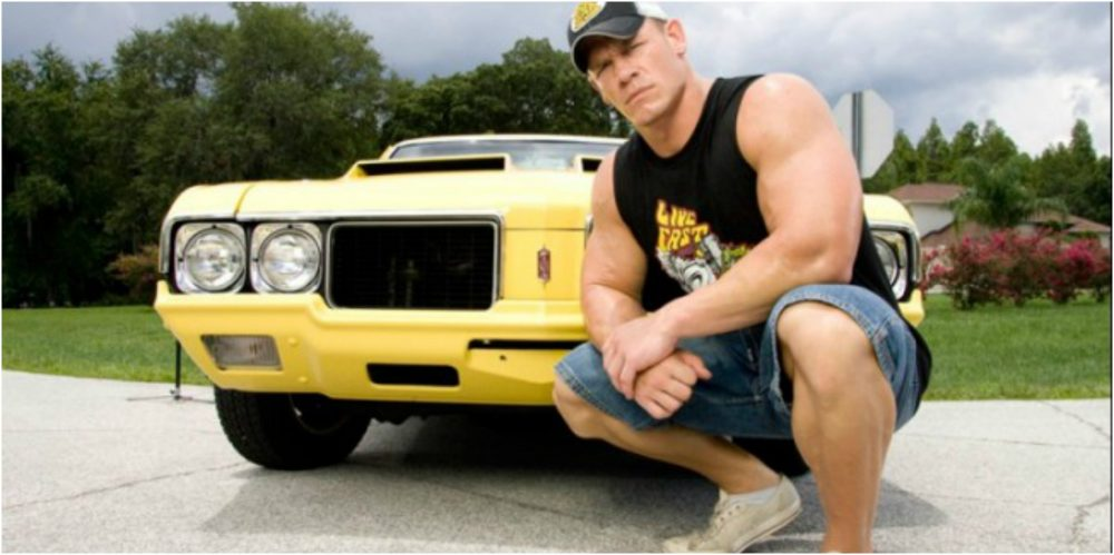 bc3d74c6f 10 WWE Stars and Their Super Hot Cars | BabbleTop