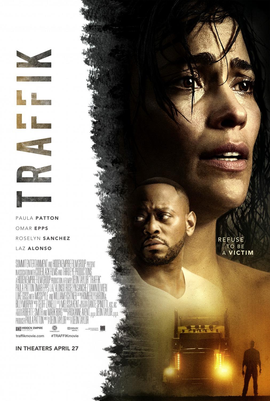 54 traffik movie poster