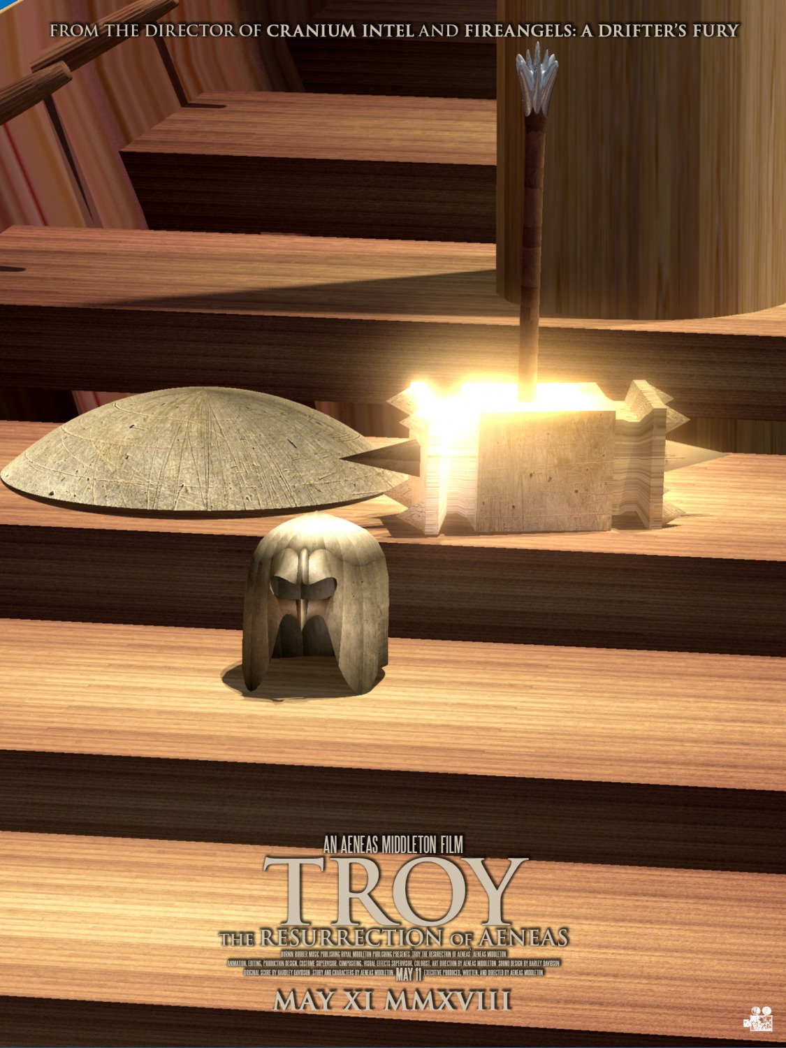 57 troy the resurrection poster three