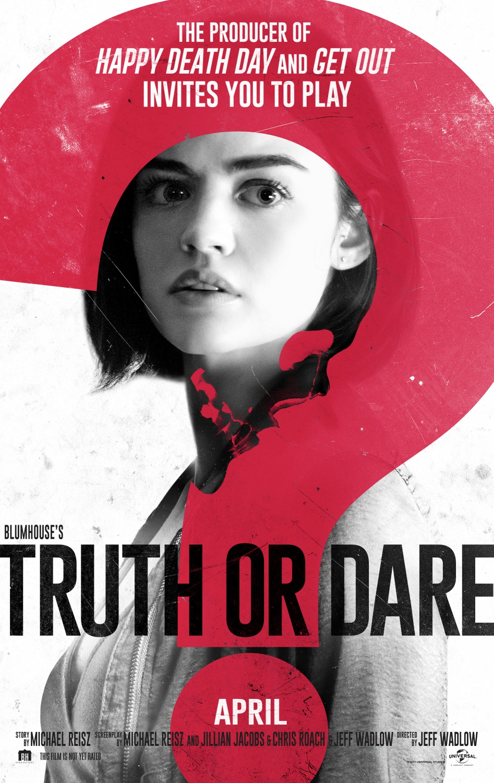 58 truth or dare poster