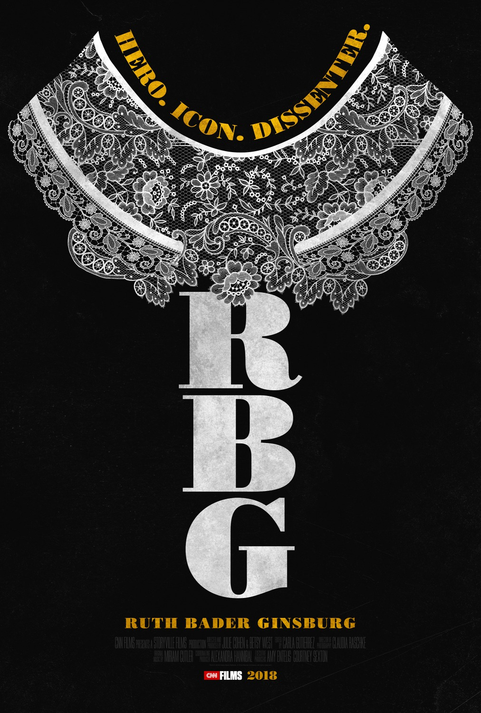 6 RBG movie poster