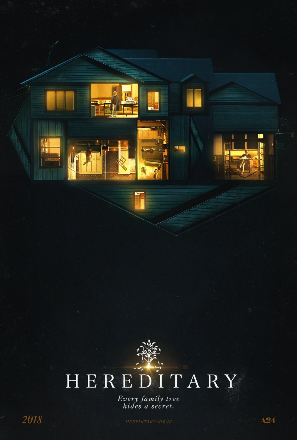 6 hereditary top movie posters of 2018
