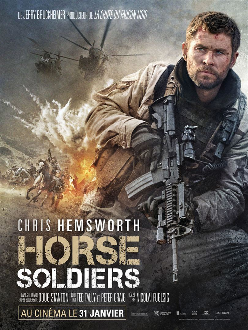 61 12 strong movie poster