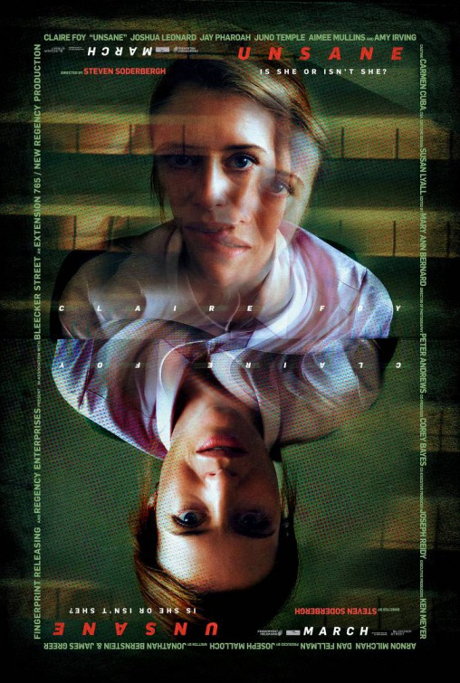63 unsane movie poster