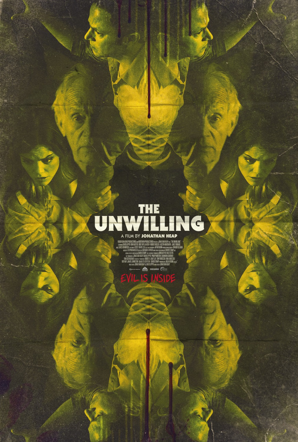 64 the unwilling movie poster