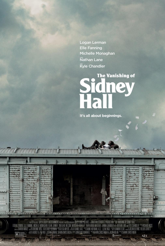 67 the vanishing of sidney hall poster