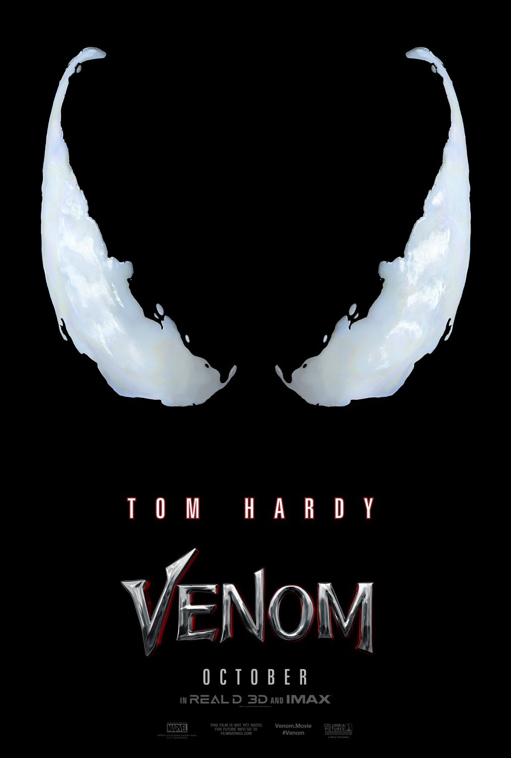 68 venom movie poster