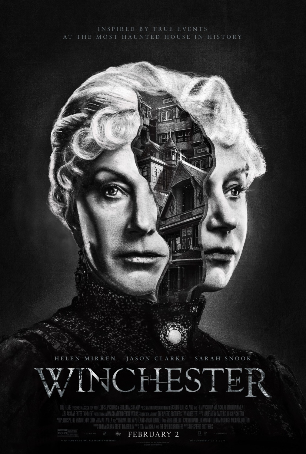 70 winchester the house that ghosts built poster