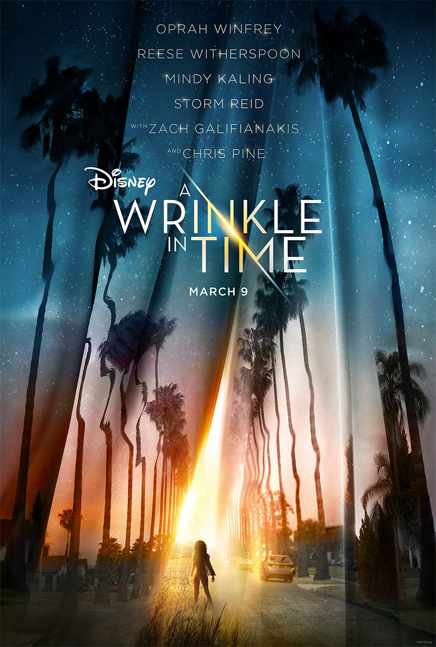 73 a wrinkle in time movie poster