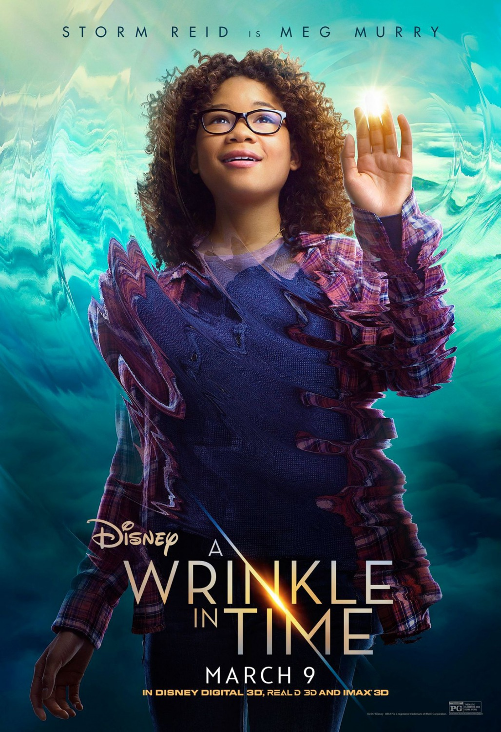 75 a wrinkle in time final psoter