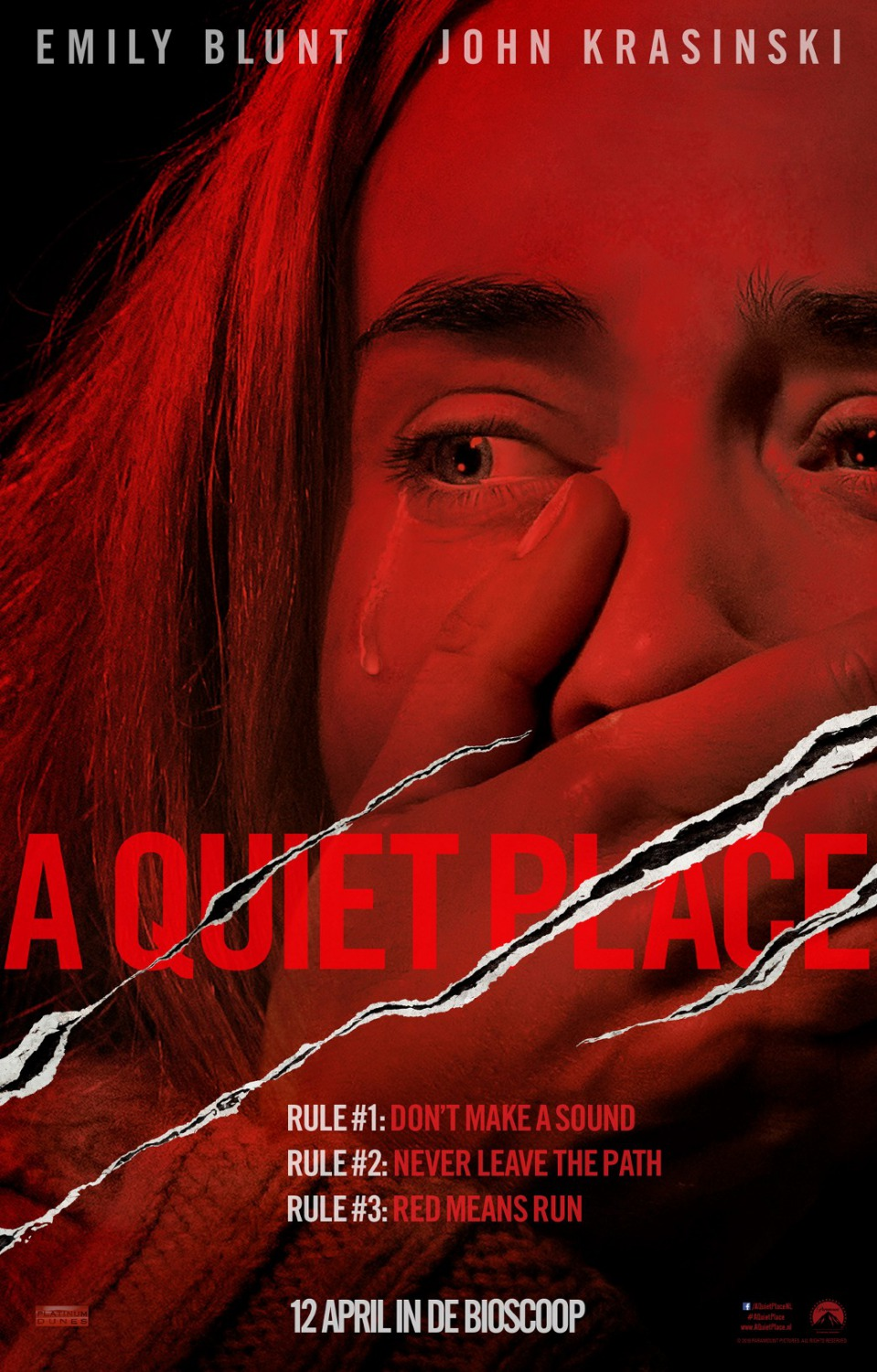8 a quiet place poster
