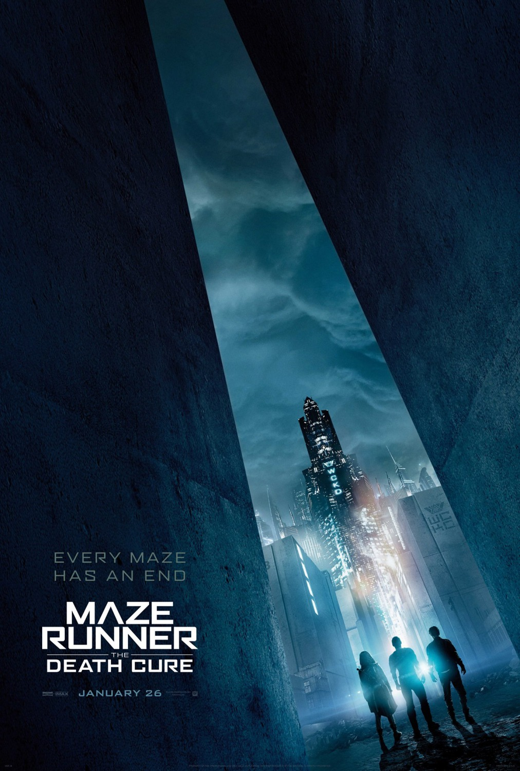 8 maze runner top movie posters of 2018