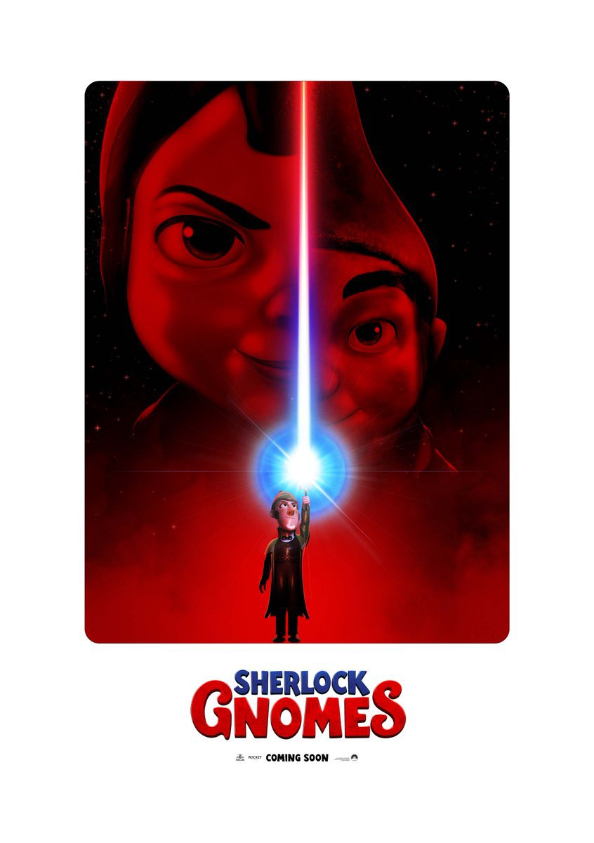 9 gnomes poster top 25 movie posters of 2018