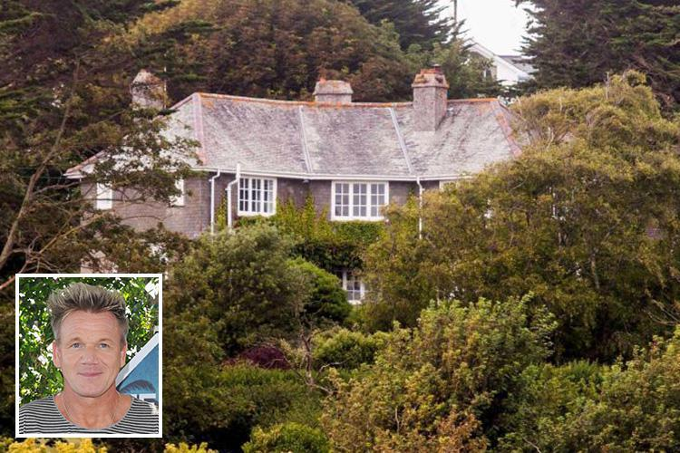 Gordon Ramsey Cornwall House Expensive things he purchased