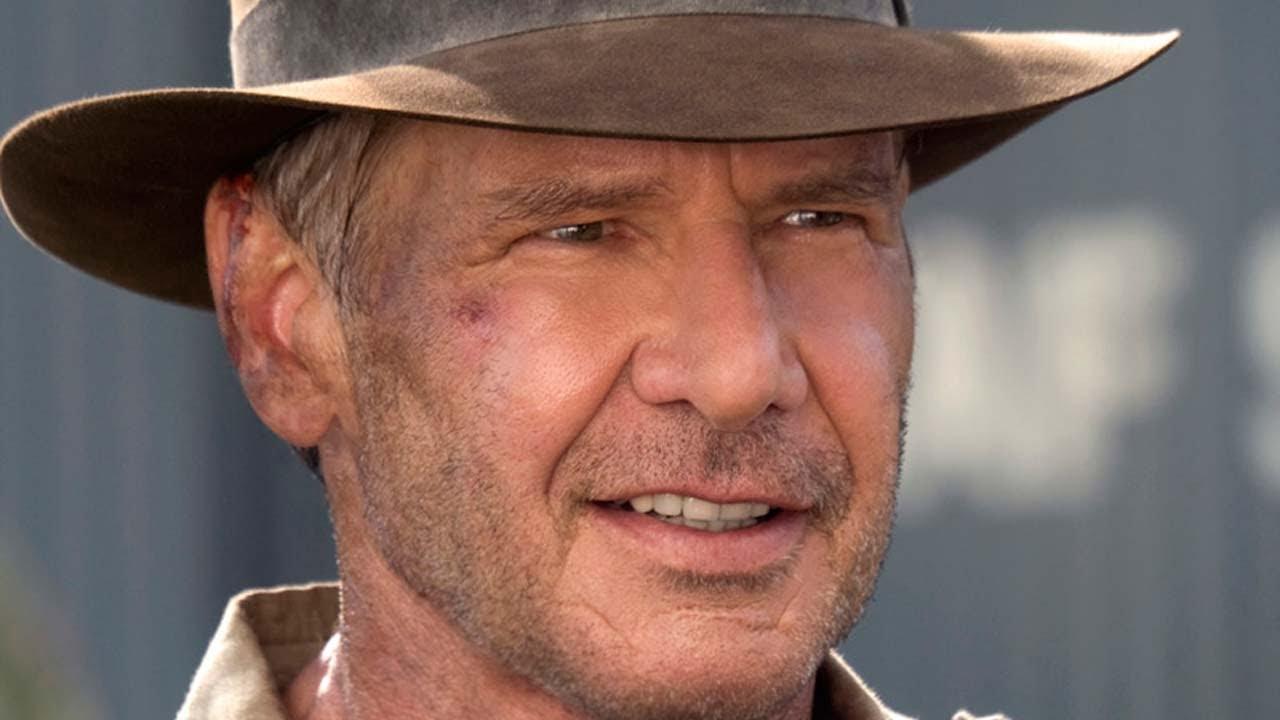 Indiana Jones head shot top trilogies of all time