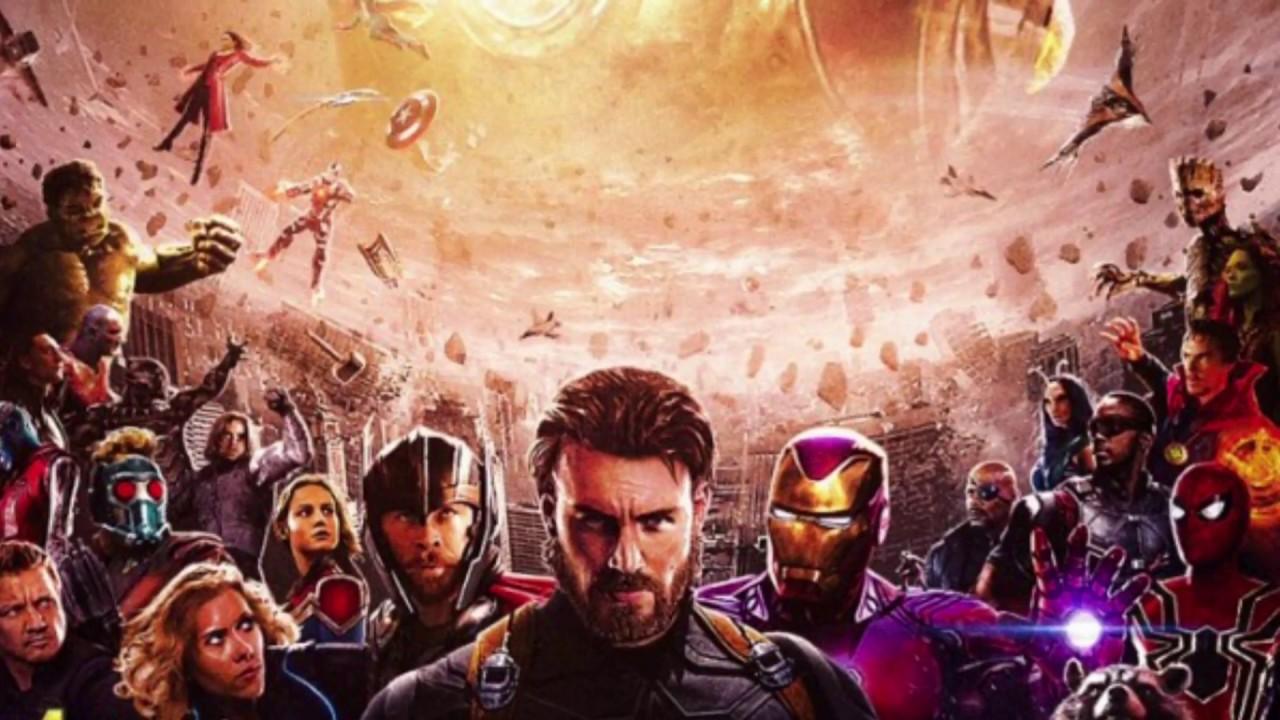 avengers infinity war beginning of the end
