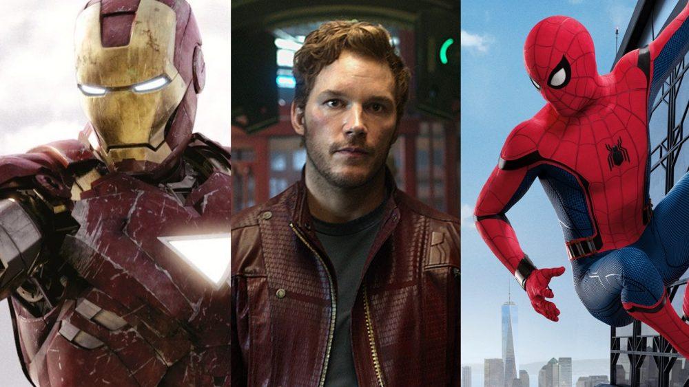 avengers infinity war best characters