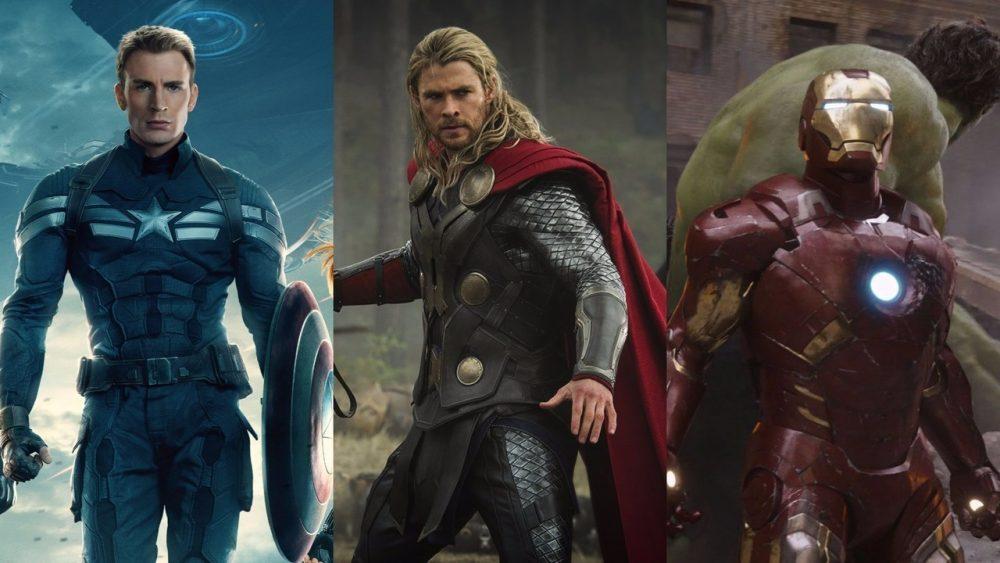 avengers infinity war mcu payoff