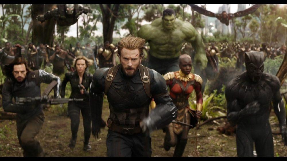avengers infinity war nashville for superheroes
