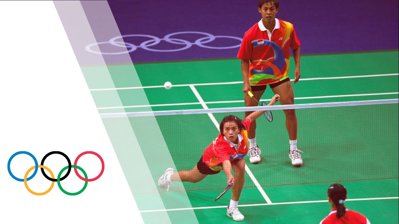 badminton top 15 olympic scandals