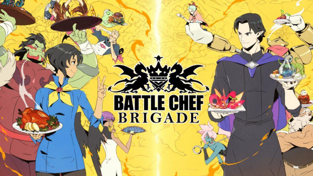 battle chef brigade nintendo switch game